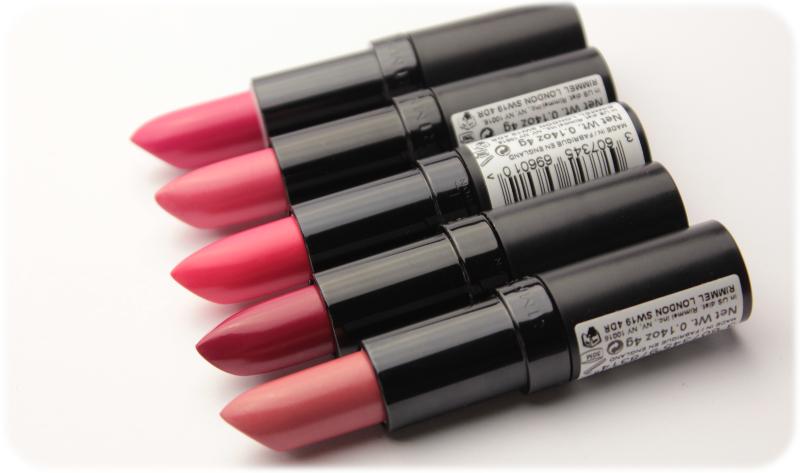 rimmel kate moss lipsticks 02 05 06 09 19 jadebl252te